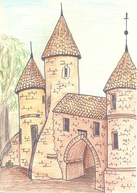 Рисовать в средневековье